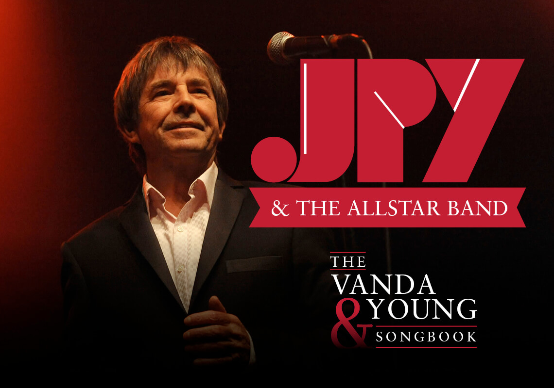 JPY AND THE ALLSTAR BAND THE VANDA & YOUNG SONGBOOK