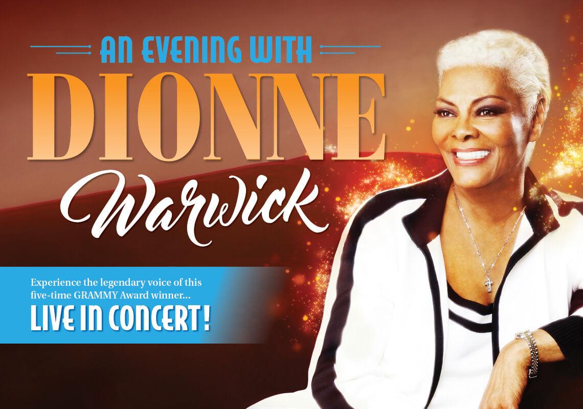 Dionne Warwick (USA)