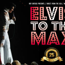 Elvis to the Max 25th Anniversary (USA)