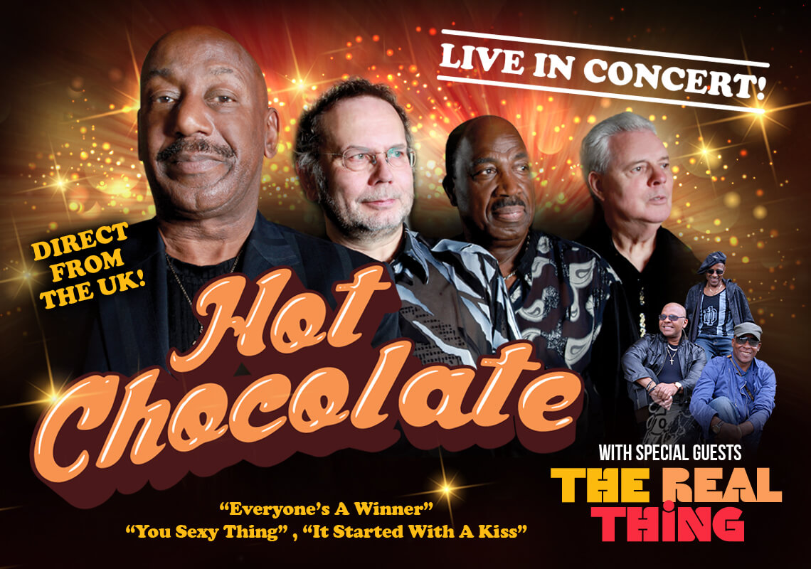 Hot Chocolate & The Real Thing (UK)