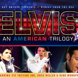 ELVIS An American Trilogy (USA)