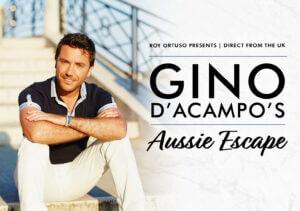 GINO'S AUSSIE ESCAPE