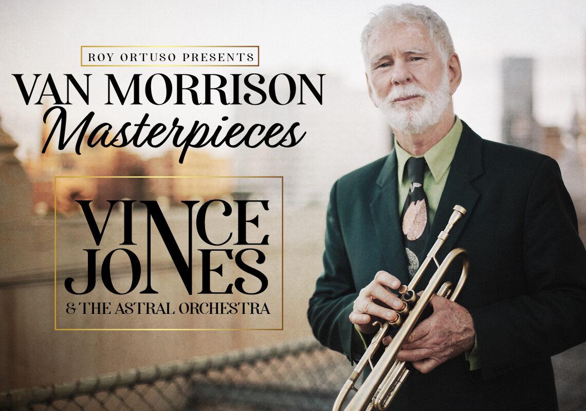 VINCE JONES – VAN MORRISON MASTERPIECES | Abstract Entertainment