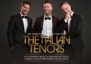 THE ITALIAN TENORS